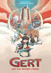 GERT & THE SACRED STONES TP