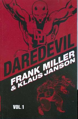 DAREDEVIL BY MILLER JANSON TP VOL 01