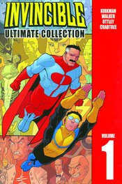 INVINCIBLE HC VOL 01 ULTIMATE COLLECTION