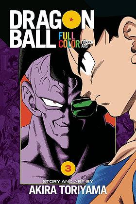 DRAGON BALL FULL COLOR FREEZA ARC TP VOL 03