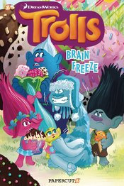 TROLLS GN VOL 04 BRAIN FREEZE