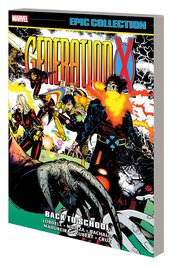 GENERATION X EPIC COLLECTION TP BACK TO SCHOOL