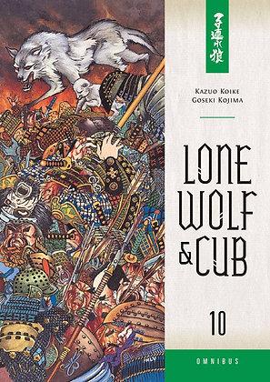 LONE WOLF & CUB OMNIBUS TP VOL 10