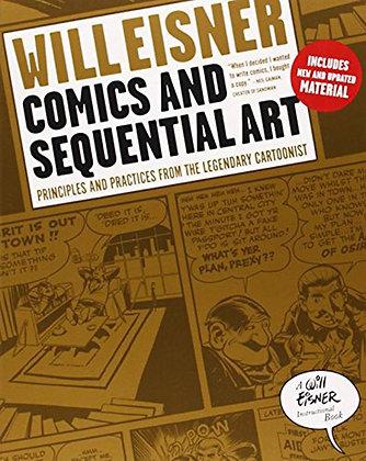 WILL EISNER COMICS & SEQUENTIAL ART SC