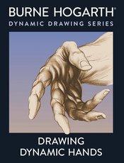 HOGARTH DRAWING DYNAMIC HANDS NEW