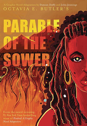OCTAVIA BUTLER PARABLE OF THE SOWER HC GN