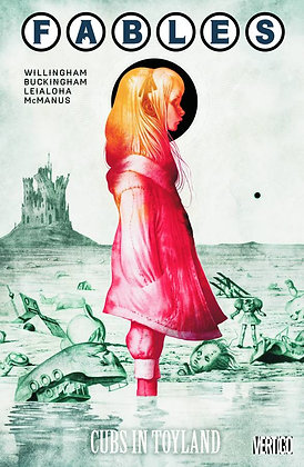 FABLES TP VOL 18 CUBS IN TOYLAND
