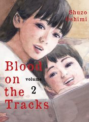 BLOOD ON THE TRACKS GN VOL 02 (MR)