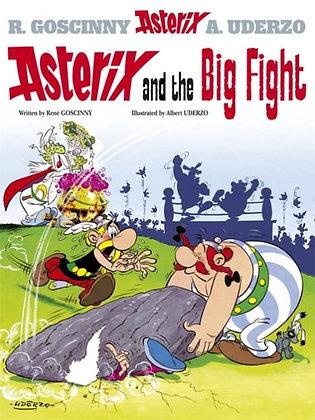 ASTERIX TP VOL 07 ASTERIX & BIG FIGHT NEW PTG