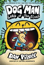 DOG MAN GN VOL 05 LORD OF THE FLEAS