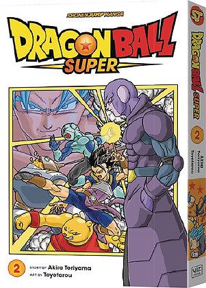 DRAGON BALL SUPER GN VOL 02