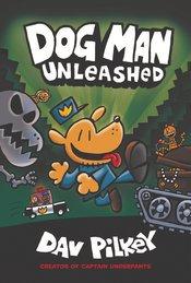 DOG MAN GN VOL 02 UNLEASHED