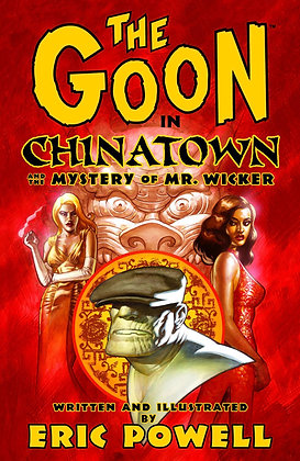 GOON TP VOL 06 CHINATOWN AND THE MYSTERY OF MR WICKER