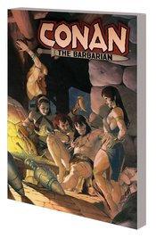 CONAN THE BARBARIAN TP VOL 02 LIFE AND DEATH OF CONAN BOOK T