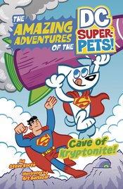 DC SUPER PETS YR TP CAVE OF KRYPTONITE