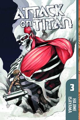 ATTACK ON TITAN GN VOL 03