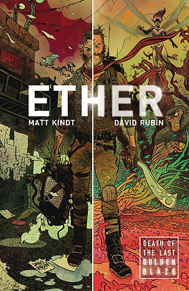 ETHER TP VOL 01 DEATH OF THE LAST GOLDEN BLAZE
