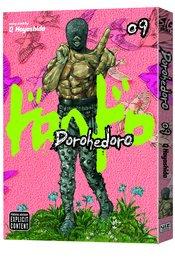 DOROHEDORO GN VOL 09