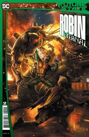 FUTURE STATE ROBIN ETERNAL #2 (OF 2) CVR A EMANUELA LUPACCHINO & IRVIN RODRIGUEZ