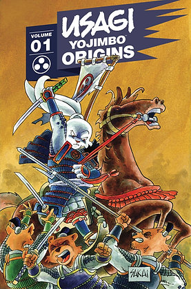 USAGI YOJIMBO ORIGINS TP VOL 01