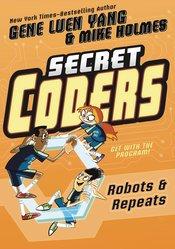 SECRET CODERS GN VOL 04 (OF 6) ROBOTS & REPEATS