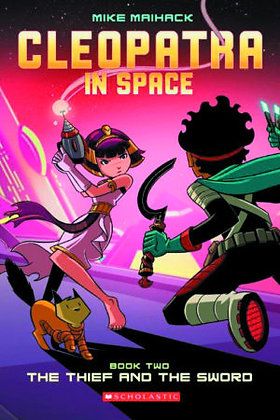 CLEOPATRA IN SPACE GN VOL 02 THIEF & SWORD NEW PTG
