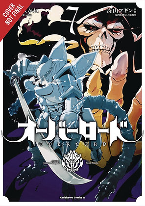 OVERLORD GN VOL 07 (MR)