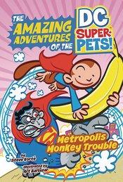 DC SUPER PETS YR TP METROPOLIS MONKEY TROUBLE