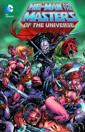 HE-MAN AND THE MASTERS OF THE UNIVERSE TP VOL 03