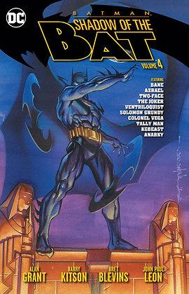 BATMAN SHADOW OF THE BAT TP VOL 04