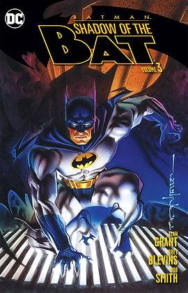 BATMAN SHADOW OF THE BAT TP VOL 03