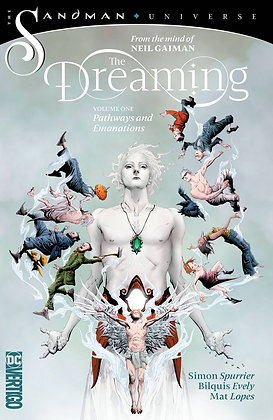 DREAMING TP VOL 01 PATHWAYS AND EMANATIONS