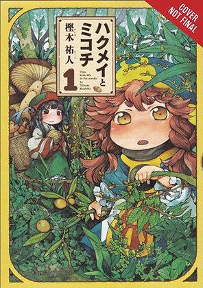 HAKUMEI & MIKOCHI GN VOL 01