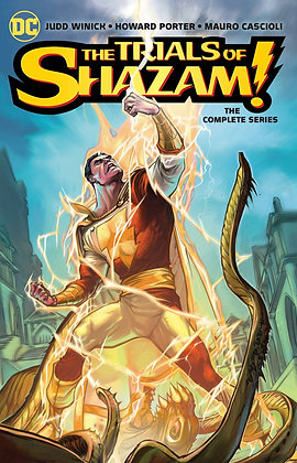 TRIALS OF SHAZAM THE COMPLETE SERIES TP