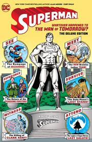 SUPERMAN WHATEVER HAPPENED TO THE MAN OF TOMORROW DELUXE 2020 EDITION HC