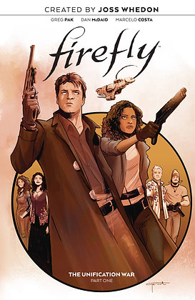 FIREFLY UNIFICATION WAR TP VOL 01