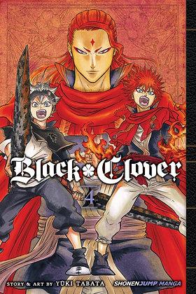 BLACK CLOVER GN VOL 04