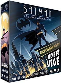 BATMAN THE ANIMATED SERIES GOTHAM UNDER SIEGE