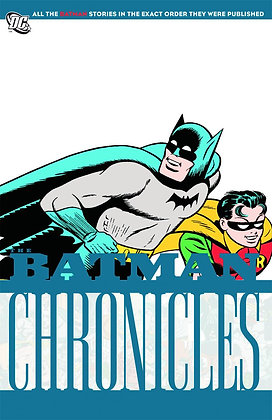 BATMAN CHRONICLES TP VOL 10