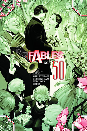 FABLES DELUXE EDITION HC VOL 06