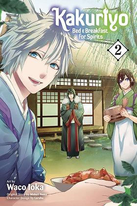 KAKURIYO BED & BREAKFAST FO SPIRITS GN VOL 02