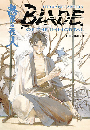 BLADE OF THE IMMORTAL OMNIBUS TP VOL 02 NEW PTG (MR)