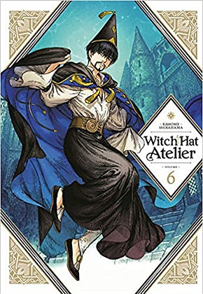 WITCH HAT ATELIER GN VOL 06