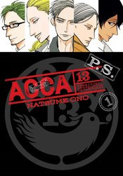 ACCA 13 TERRITORY INSPECTION DEPT PS GN VOL 01
