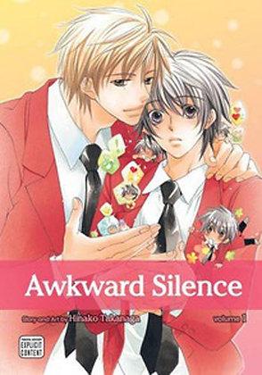 AWKWARD SILENCE GN VOL 01
