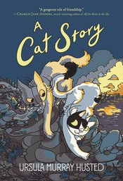 CAT STORY GN