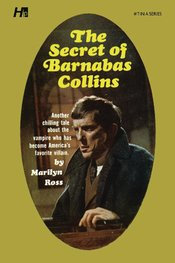DARK SHADOWS PAPERBACK LIBRARY NOVEL VOL 07 THE SECRET OF BARNABAS COLLINS
