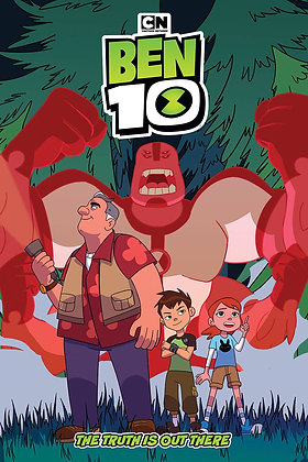 BEN 10 ORIGINAL GN TRUTH IS OUT THERE