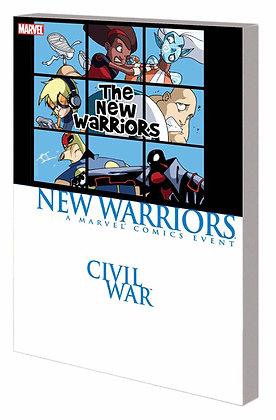 CIVIL WAR PRELUDE TP NEW WARRIORS