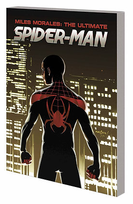 MILES MORALES ULTIMATE SPIDER-MAN ULTIMATE COLLECTION TP BOOK 03